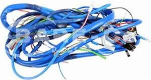 Wiring Harness - Main Wiring Harness For Alternator Models - B1604