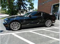 Dark Matter Window Tint Makes This Mustang DARK!