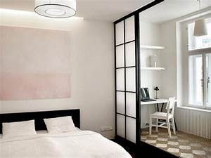 Ideas For Decorating A Modern Small Apartment Bedroom