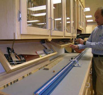 hidden  cabinet storage trays stashvault
