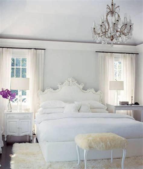 White Bedroom Ideas by 20 Breathtakingly Soft All White Bedroom Ideas Rilane
