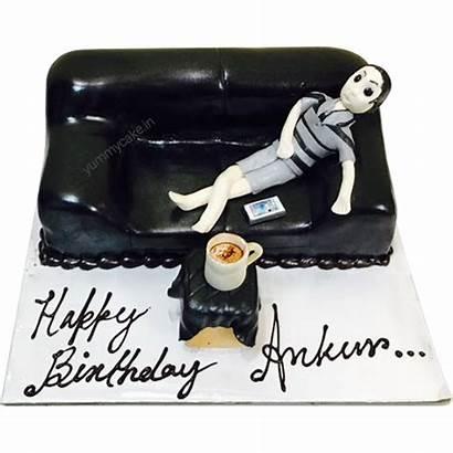Boyfriend Cake Birthday Cakes Anniversary Yummycake Chocolate
