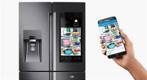 prix chambre froide le frigo connecté à le réfrigérateur samsung