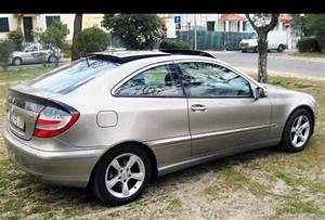 Mercedes C220 Coupé Sport : mercedes benz c 220 cdi sport coupe consumo ~ Gottalentnigeria.com Avis de Voitures