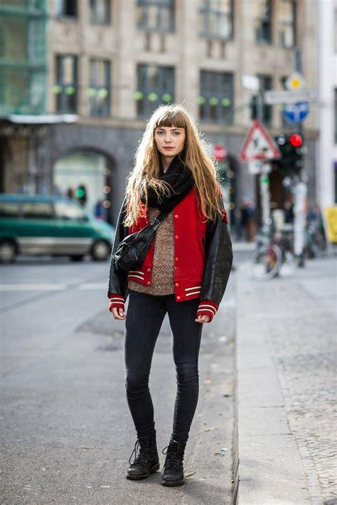 varsity street style  collegiate city style guide