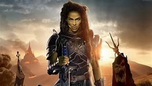 Wallpaper Warcraft, garona, Paula Patton, Best Movies of ...