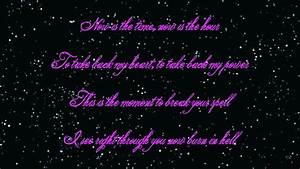 bewitched by blood on the dance floor ft lady nogrady With bewitched blood on the dance floor lyrics