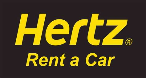 Hertz Rent A Car Logo | www.imgkid.com - The Image Kid Has It!