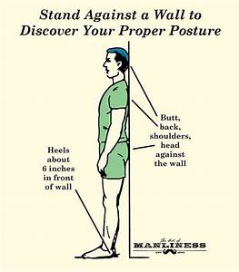 Good Posture: Its Importance, Benefits, and How-To | Man ...