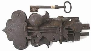 les serrures anciennes de collection histoires des cles With serrure ancienne