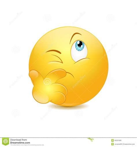 suspecting emotion stock vector image