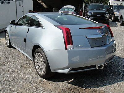 sell   cadillac cts performance coupe awd