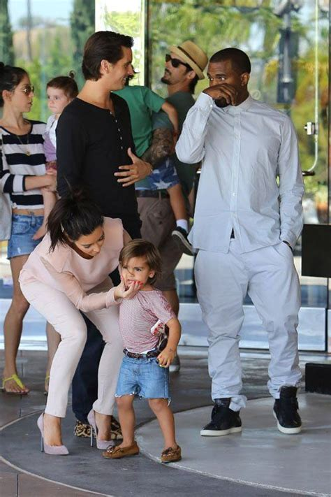 scott and kanye | Kourtney kardashion, Kardashian kids ...