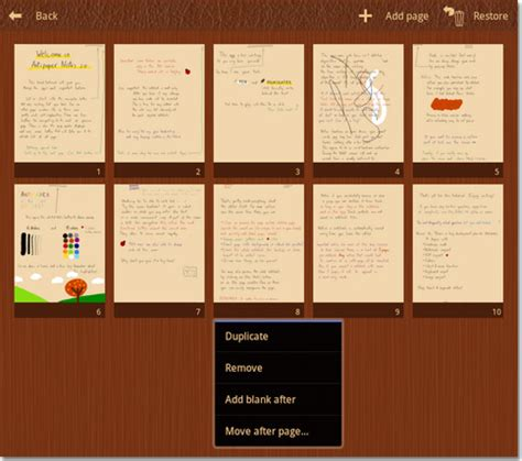 notes app for android antipaper notes feature rich handwriting app for android