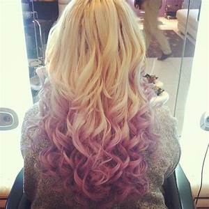 32 best Colored Tips images on Pinterest | Colourful hair ...