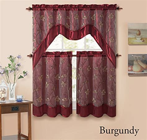 Kitchen Christmas Curtains: Amazon.com