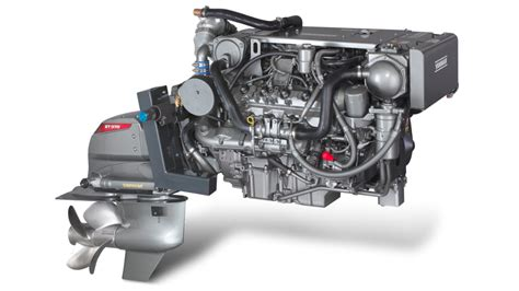 yanmar to showcase inline six engine at boot d sseldorf