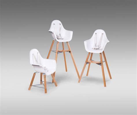 chaise haute childwood un espace repas déco tendance même avec bébé