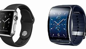 Apple Watch Vs Samsung Gear S Comparison  The Battle For