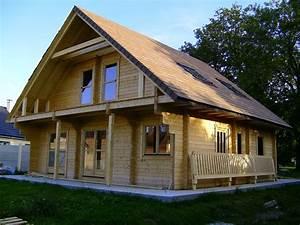 Chalet En Bois Prix : skandinavien skan votre maison en bois ~ Premium-room.com Idées de Décoration