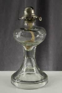 vintage oil lamp white flame light grand rapids made in With lamp light grand rapids