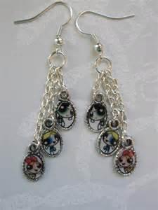 Powerpuff Girls Earrings