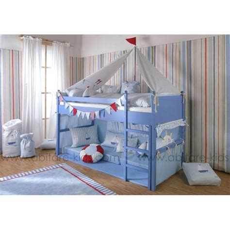 chambre marin decoration chambre garcon marin