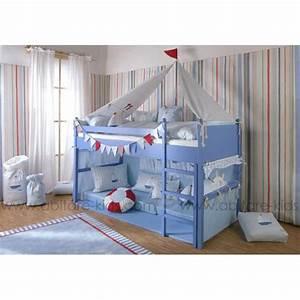 Decoration Chambre Style Marin : d coration chambre coucher style marin 20171008124620 ~ Zukunftsfamilie.com Idées de Décoration