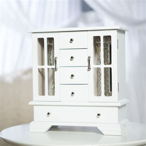 door window pane jewelry box