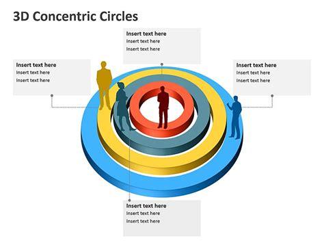 concentric circular process powerpoint slidejpg