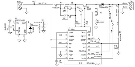 Sla Lead Acid Battery Charger Using Circuit