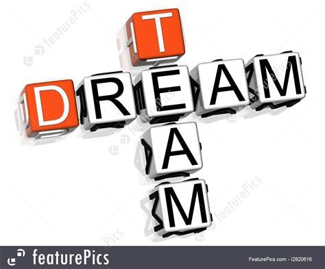 Dream Team Crossword