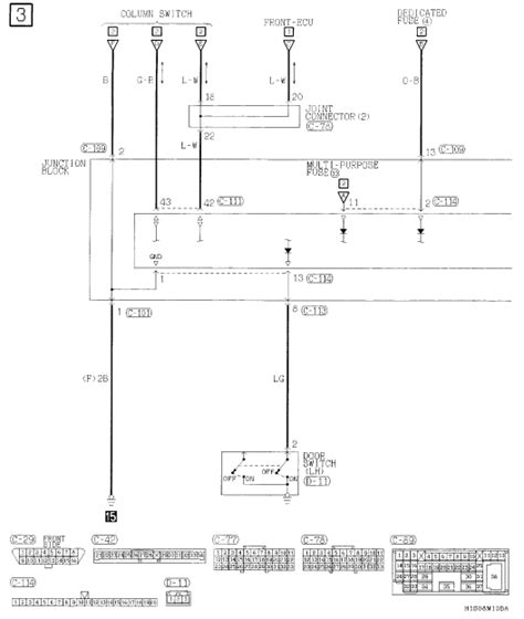 Need Wiring Diagram For Mitsubishi Eclipse Thank You
