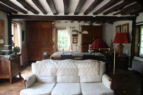 Decoration Maison Normande Deco Photo Salon Et Maison Normande Avec Jardin Sur Deco Fr