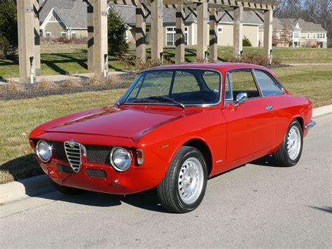Alfa Romeo United States by 1966 Alfa Romeo Guilia Sprint Gtv Stepnose As New For