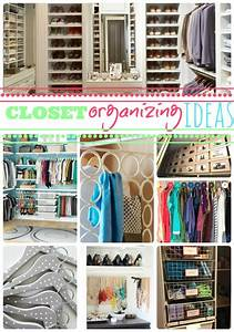 Closet organizing ideas so that you can find the one for The best tips for organizing closet