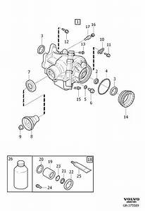 31259380 - Transmission Oil  Gear  Angle  Overdrive
