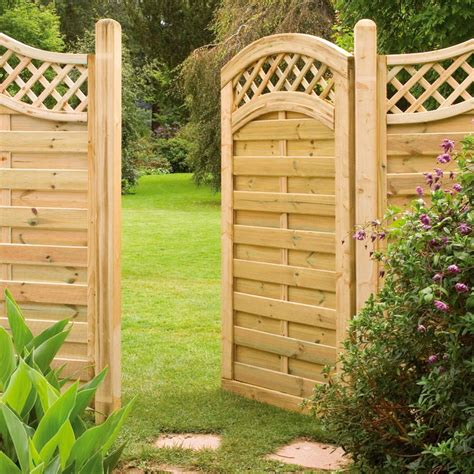 garden fences and gates wooden garden gates archives city fencing contractors limited