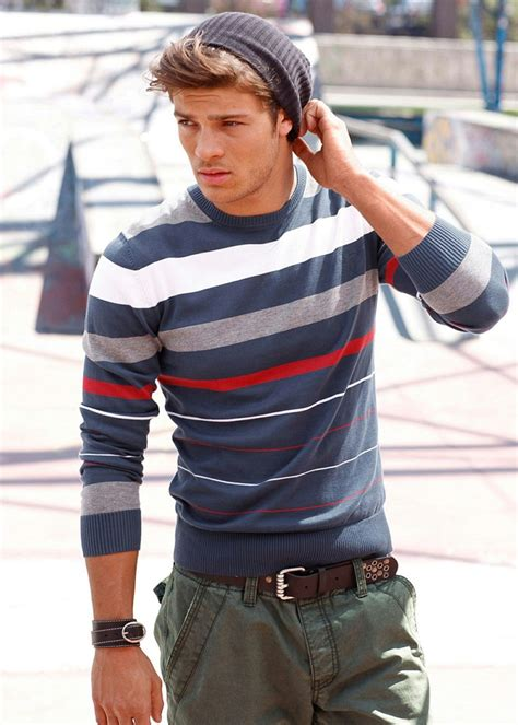 Preppy High School Outfits for Boys