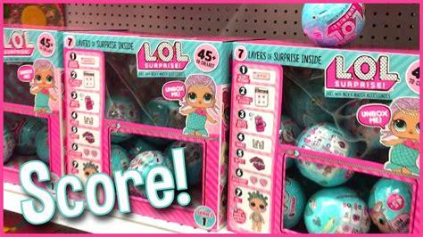 lol surprise wave  doll score  toys