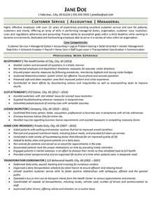 resume gaps in employment employment gap resume exle receptionist customer service