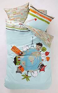 Housse De Couette Garcon 140x200 : linge de lit pour enfants galerie photos d 39 article 2 16 ~ Teatrodelosmanantiales.com Idées de Décoration
