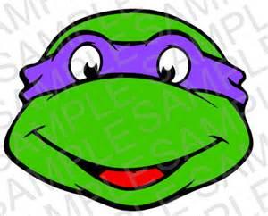 Teenage Mutant Ninja Turtles SVG Files
