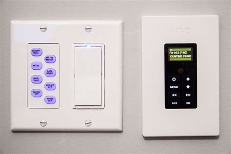 home automation lighting info