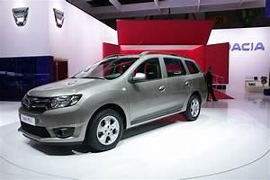 Argus Dacia Logan : les tarifs de la nouvelle dacia logan mcv 2013 l 39 argus ~ Maxctalentgroup.com Avis de Voitures