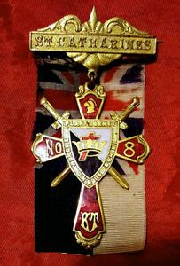 See more of knights templar of the u.s. Antique ST CATHERINES Rare KNIGHTS TEMPLAR Ornate JEWEL ...