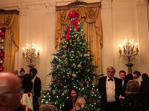 white house holiday party  cup  jo