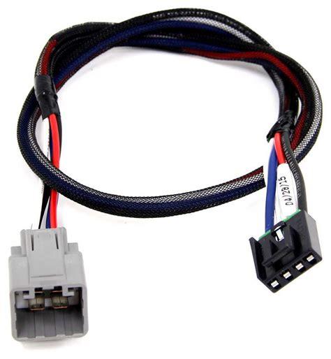 tekonsha plug  wiring adapter  electric brake