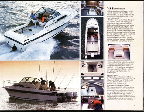 1989 Wellcraft Boat Brochure by 1985 Wellcraft Offshore 248 Restore Page 1 Iboats