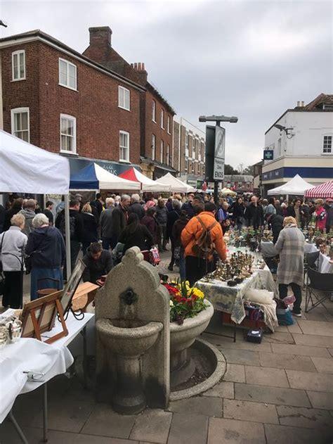 Romsey French Food & Brocante/Flea Market, Romsey, March ...
